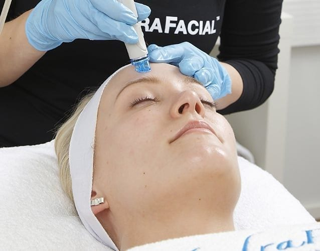 HydraFacial Treatment - Dr. Ariel Haus