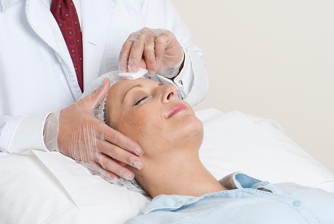 Skin peels Treatment London - Dr. Ariel Haus